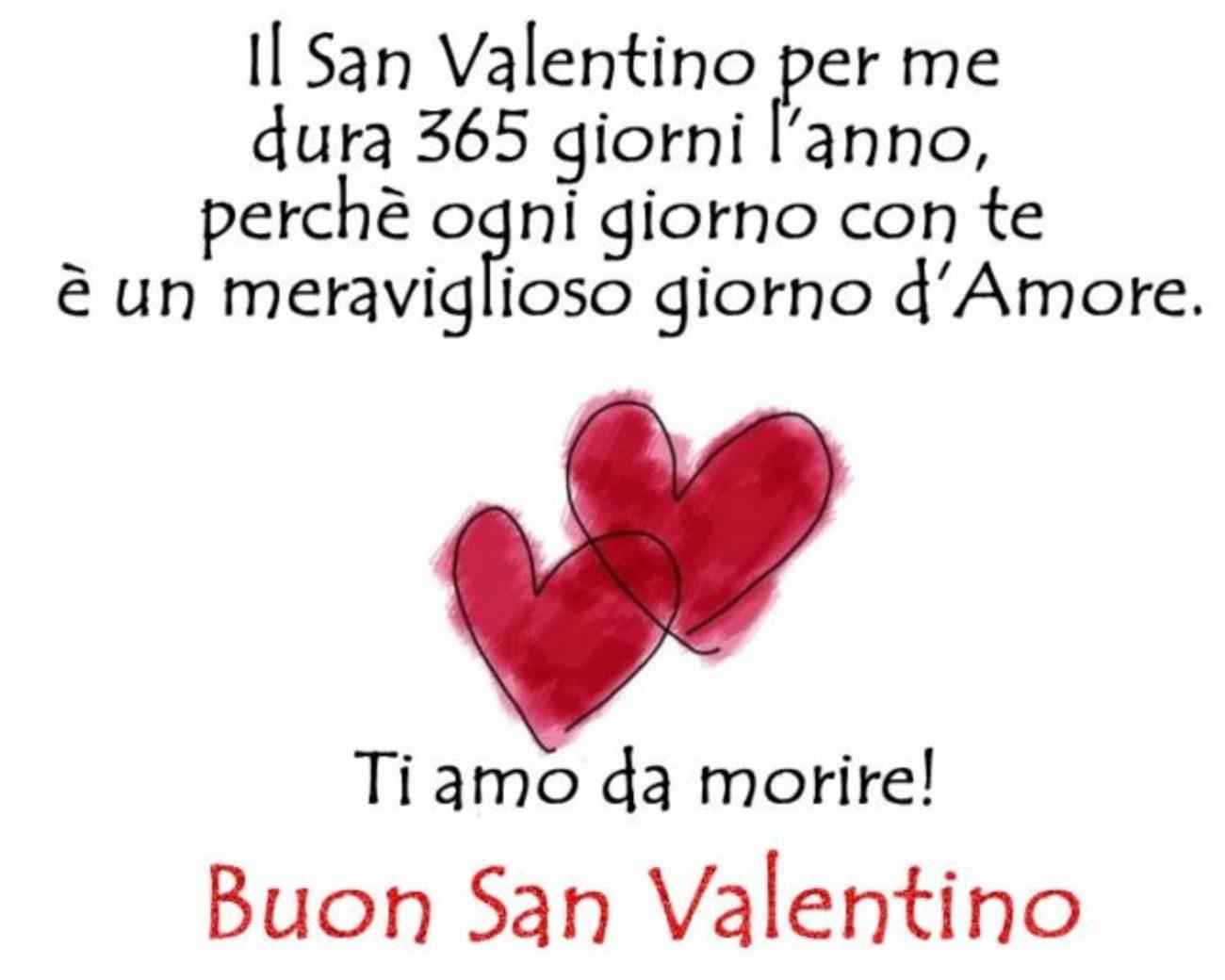 Immagini con frasi Buon San Valentino 5