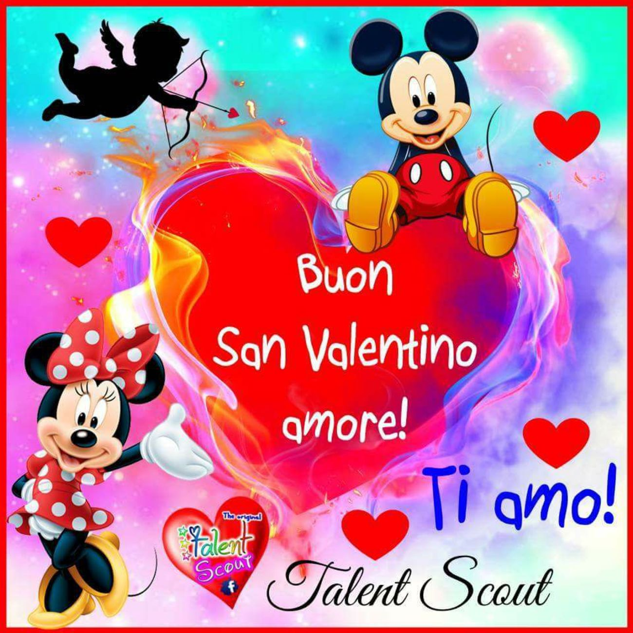 Ti amo Buon San Valentino