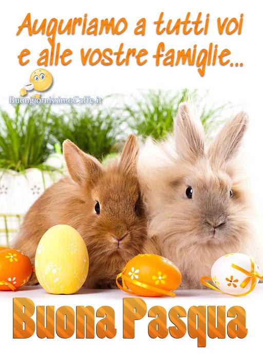 Buona Pasqua frasi e immagini da mandare