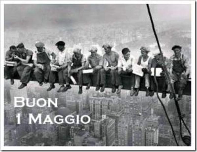 Buon 1 Maggio