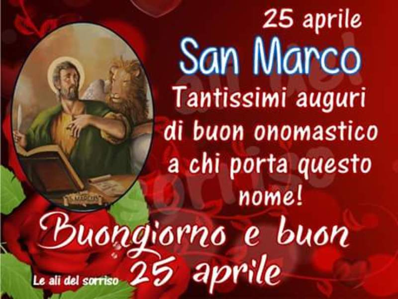Buon 25 Aprile immagini sacre